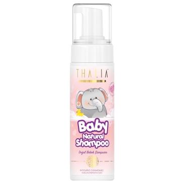 Thalia Naturel Bebe Şampuanı (Pembe)
